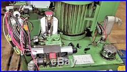 Hydraulic Power Unit 5 HP, 1000 PSI, 30-Gallon Capacity With Controls WHM/PRAB