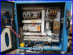 Hydraulic Power Unit 7.5 HP, 3000 PSI, 7.8 GPM Heat Exchanger Parker Pump