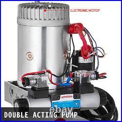 Hydraulic Power Unit Hydraulic Pump Single Solenoid Double Acting 8L 24V Z004237