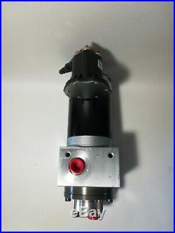 Hydraulic Pump Power Unit 12v DC