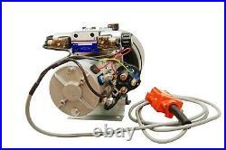 Hydraulic Pump Power Unit Double Acting 12V DC Dump Trailer 12 Quart with Remote