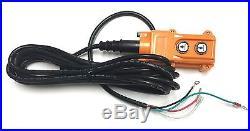 Hydraulic Pump Power Unit Single Acting 12V DC Dump Trailer 3 Quart with Remote