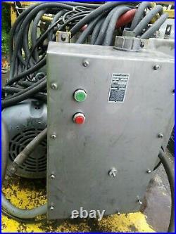 Hydraulic power Unit 60HP Dual Rexroth pump AB 509-EGB AB 800S Bio-Based