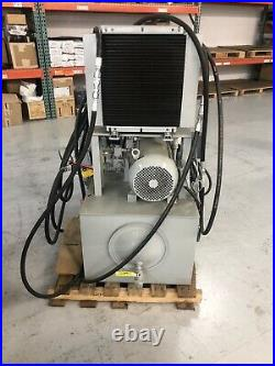 Hydraulic power unit 10 hp 480VAC 3Ph