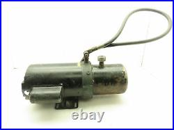 John S Barnes 1HP Hydraulic Power Unit / Pump 3450RPM 115/230V NO Tag