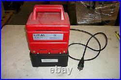 Lukas Hydraulic Power Unit PO-4 D-91058