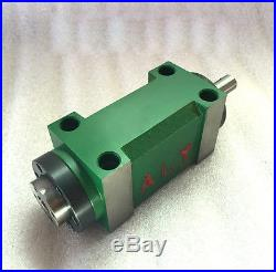 MT2 Power Head Drilling Morse Taper #2 Spindle Unit 2HP 3000rpm 5Bearing Milling