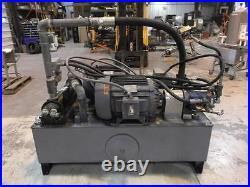 Marlen Twin Motor Hydraulic Power Pack