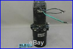 MerCruiser Power Trim Tilt R MR Hydraulic Pump Motor Oildyne Metal Reservoir 80s