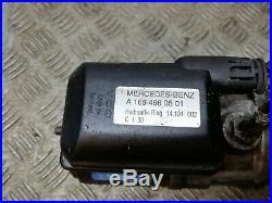 Mercedes A Class A140 A160 A190 W168 Power Steering Pump A1684660501 Free P&p