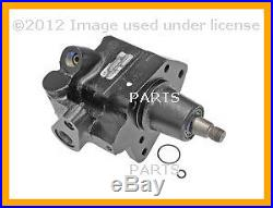 Mercedes Benz 220SE Power Steering Pump with Cone-Shaped Output Shaft (Rebuilt)