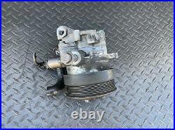 Mercedes W220 W215 Cl500 S55 S600 Power Steering Tandem Pump Abc Hydraulic Oem