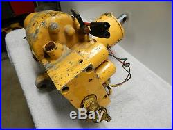 Meyer E-60 Snowplow Pump Meyers Snow Plow Hydraulic Plow Lift And Power Angle
