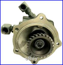 Military Surplus 5-Ton Multi-Fuel Truck Hydraulic Power Steering Pump NOS take