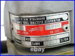 Milwaukee Portable Hydraulic Power Unit Pump, 006441371