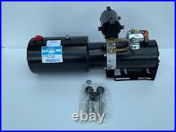 Monarch Hydraulic Power Unit 12VDC Monarch M-500-0126 NEW Made in USA