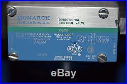 Monarch Hydraulics Dyna Pack M-405-V-AC Hydraulic Power Pump