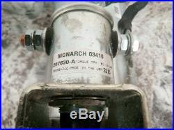 Monarch M-3313-0106 2.5 GPM 3000 Max PSI 12VDC 1 Gal Hydraulic Power Unit