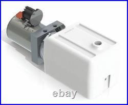 Monarch M-3504-0239 Power Unit, 1 Stage, 12Vdc, 3000 Psi, Nominal Flow 2.5 Gpm