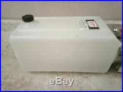 Monarch M-4504-0162 1 HP 1800 RPM 115/208-230VAC Hydraulic Power Unit