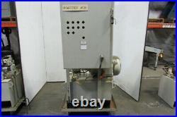 Morrell A10VSO18DR/31R 15Hp Hydraulic Power Unit 40 Gal 3Ph 15.7GPM 4000PSI Pump