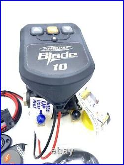 NEW Power Pole Blade 10 Pump CM2 10ft Hydraulic Pump and remotes Ships All USA