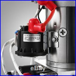 New 8 Quart Reservoir Double Acting Hydraulic Pump 12V Dump Trailer Power Unit