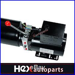 New Car Lift Auto Repair Shop Hydraulic Power unit 220V 60HZ 1 PH