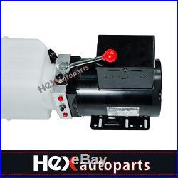 New Car Lift Hydraulic Power unit, (115/230) 60hz 1 ph