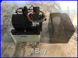 New OEM Bennett Marine Boat Hydraulic Trim Tab Pump/Power Unit, 12V V351HPU1