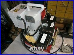 New Power Team PE554S dbl act pump fits Hytorc 3-4 way valve 115VAC SPX 1-1/8 HP