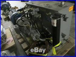 Nott Company Hydraulic Power Unit 25HP 230/460V 60/30A 3Ph 94-Gallon Tank Used
