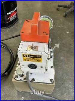 OTC Power Team Series 18 Hydraulic Pump 10000 Psi Porta Power