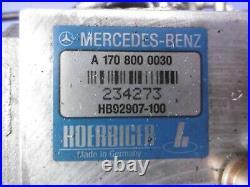Original Mercedes SLK R170 Hydraulikpumpe Variodach A1708000030 Verdeckpumpe