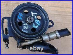 POWER STEERING PUMP HYDRAULIC DAIHATSU CHARADE G100 1988 93 CB-Turbo 12V USED