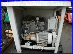 Parker Fluid Systems Hydraulic Power Unit Inside Steel Housing NEW LOWER PRICE