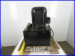 Pneutech 7.5Hp 230/460V 3Ph Hydraulic Power Unit 15 Gallon