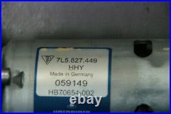 Porsche Cayenne Heckklappe Pumpe Hydraulikpumpe Heckklappenlift 9PA 7L5827449