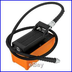 Porta Power Hydraulic Air Foot Pump 1/2 gal Foot Pedal Control USA