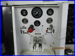 Portaco Hydraulic Power Unit Pump 50 Hrs. Towable Diesel