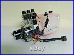 Power Gear Pump Assembly Fleetwood Hydraulic Leveling Systems 1010001480