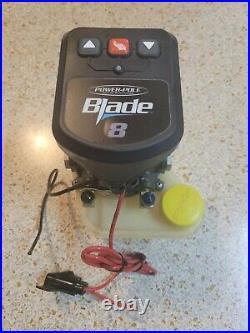 Power Pole Blade 8 Hydraulic Pump PUMP-CM2-8-BLS