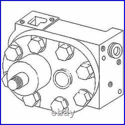 Power Steering Pump Compatible with Massey Ferguson Super 90 88 88 85 85