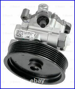 Power Steering Pump fits MERCEDES C63 AMG W204 6.2 08 to 11 M156.985 PAS Bosch