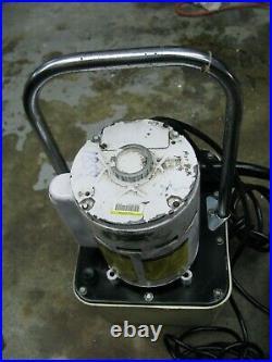 Power Team PE 172 Electric Portable Hydraulic Pump