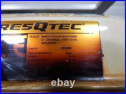 RESQTEC Gas portable Hydraulic power unit MAXI PU STD 2X2 MTO HONDA GX160 4cyl