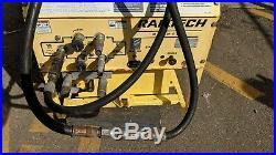 Railtech Hydraulic Power Pack Unit Stanley Rgc