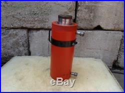SPX Power Team 150 ton 13 inch stroke double acting hydraulic cylinder
