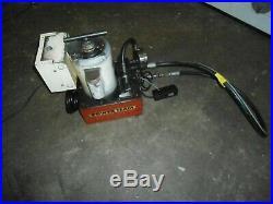 SPX Power Team Electric Hydraulic Pump