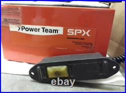 SPX Power Team PE550 Hydraulic pump 10000psi